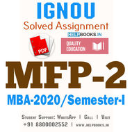 MFP2-IGNOU MBA Solved Assignment 2020/Semester-I (Equity Derivatives)