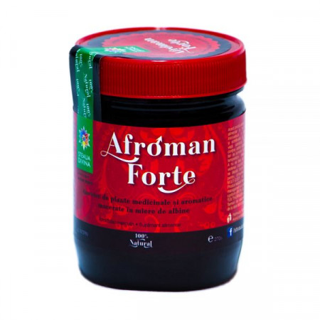 STEAUA DIVINA AFROMAN FORTE AMESTEC IN MIERE 270G