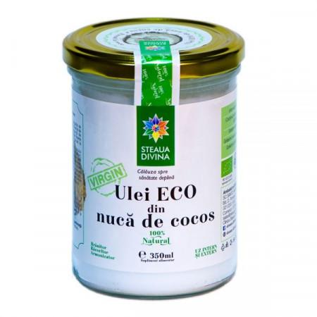 STEAUA DIVINA ULEI DE COCOS ECO 350ML