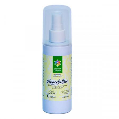 Steaua Divina ANTICELULITIC - lotiune pentru masaj din ingrediente naturale 100ml