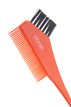Tail Comb Dye Brush images