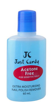 Acetone Free for Sensitive Nails images