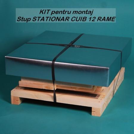 Kit Stup 12 rame Stationar - nemontat