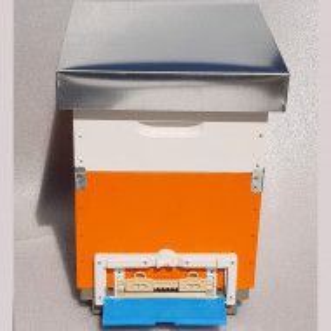 Oferta-speciala-Cubobox-complet-cu-colector-de-polen-magazie-rame