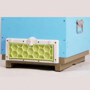 Fund-antivarroa-colector-polen-incorporat