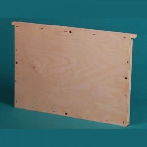 Diafragma lemn cu polistiren 1/1 Dadant