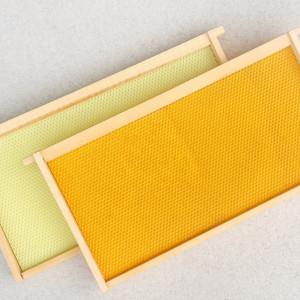 Rame 3/4 cu foita de plastic ceruita