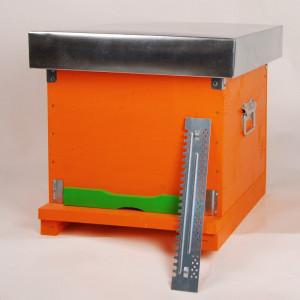 Stup-vertical-10-rame-portocaliu