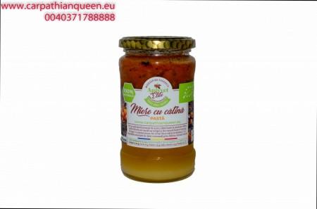 Ecologic Honey with Ecologic seabuckthorn PASTE 440 gr images