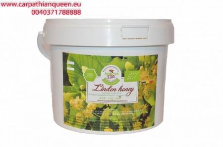 RAW Linden Organic Honey 12 kg images