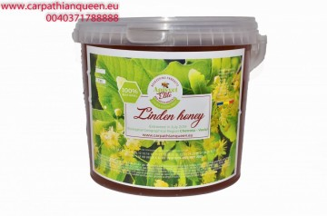 RAW Linden Organic Honey 7 kg images