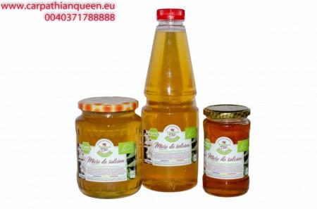 RAW Acacia Honey 700 gr images
