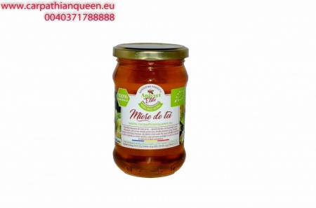 RAW Linden Organic Honey 440 gr images