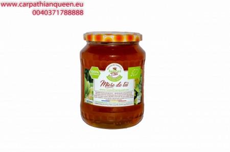 RAW , Ecological Linden Honey 700 gr images