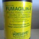 Fumagilin B botle 454 grams, delivery posible everywhere in EU