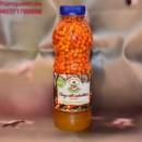 Honey with seabuckthorn BEANS 700 gr