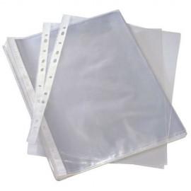 Folie de protectie, A4 cu perforatii, 45mic - 100file/set
