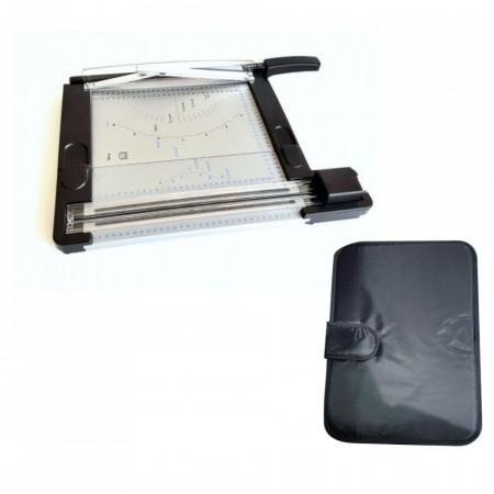 """Ghilotina Monolith 2 in 1 cu trimmer, OC 500, cadou Husa Laptop 15.4"""""""