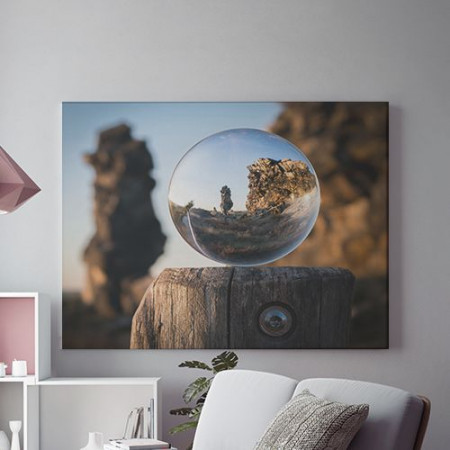 Tablou Canvas Big Bubble