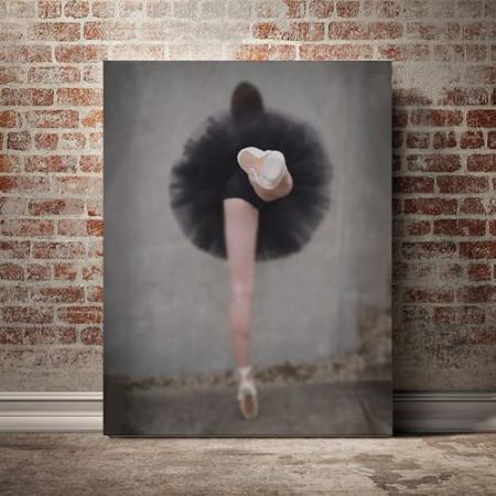 Tablou Canvas Black swan