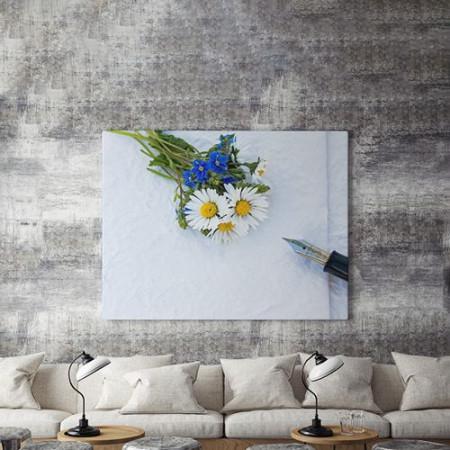Tablou Canvas Condei si Flori