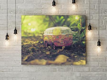 Tablou Canvas Miniatura