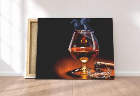 Tablou canvas - Whisky