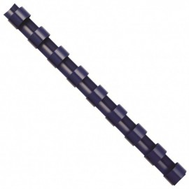 Inele din plastic pentru indosariere 22 / 25 / 28 / 32 / 38 / 45 / 51 mm, negre, 50buc
