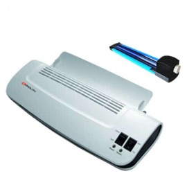 Poze Laminator A4 80-125mic + Trimmer 9 modele taiere