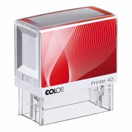 Stampila de birou Colop Printer 40