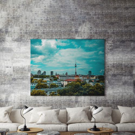 Tablou Canvas Berlin 1