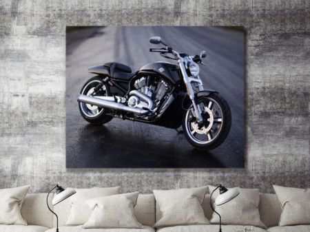 Tablou canvas - Cool Moto