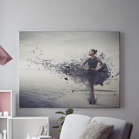 Tablou Canvas Descompunere