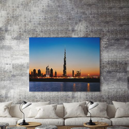 Tablou Canvas Dubai