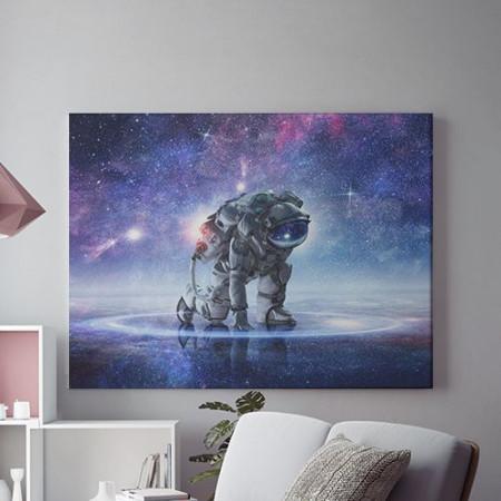 Tablou Canvas Interstelar