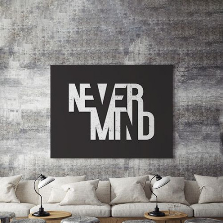 Tablou Canvas Nevermind