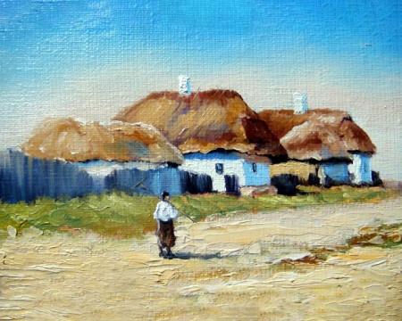 Ulita satului