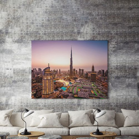 Tablou Canvas Dubai La Rasarit