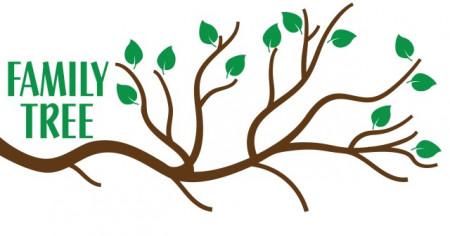 Sticker si canvas - Family Tree