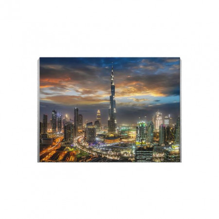 Tablou Canvas Big City Life Dubai