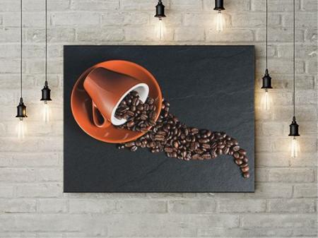 Tablou Canvas Coffee Trail