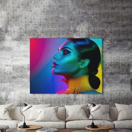 Tablou Canvas Colorful Beauty