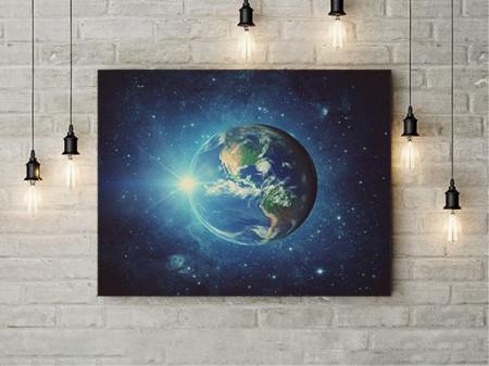 Tablou Canvas Earth