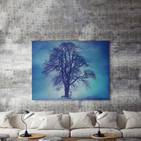 Tablou Canvas Magical Snow