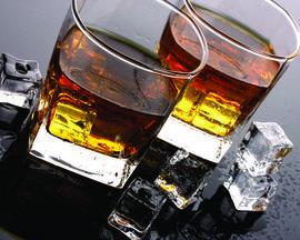 Tablou canvas - whisky 02