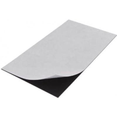 Folie magnetica cu adeziv de 0.40 mm pentru interior format 30x20cm