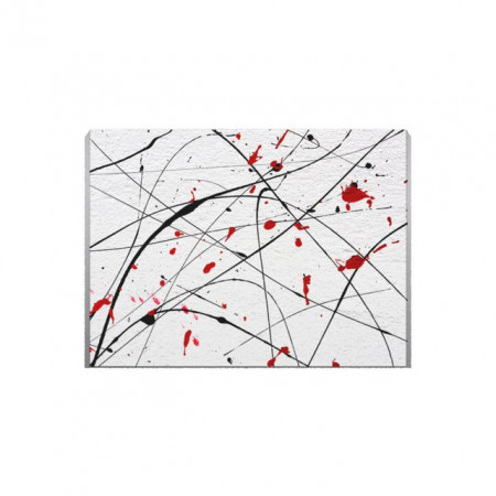 Tablou Canvas Abstract Blood Stains