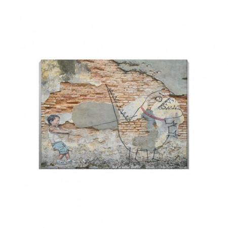 Tablou Canvas Arta pe un Perete