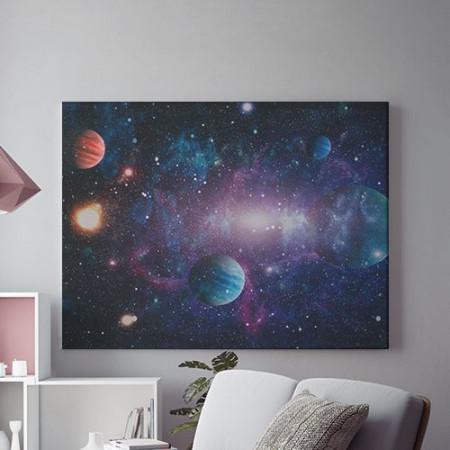 Tablou Canvas Planete