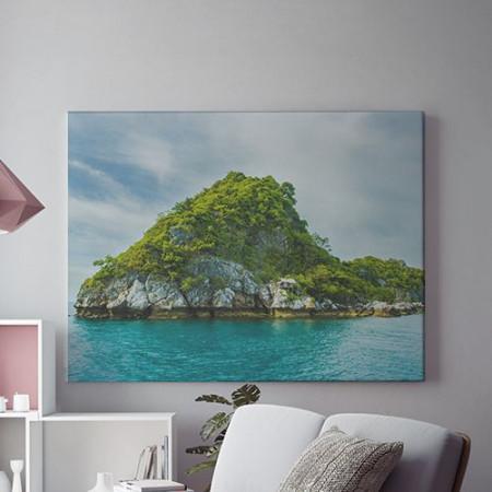 Tablou Canvas Vegetatie luxurianta
